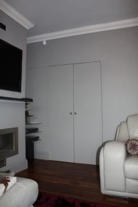 Bespoke Fireplace & TV